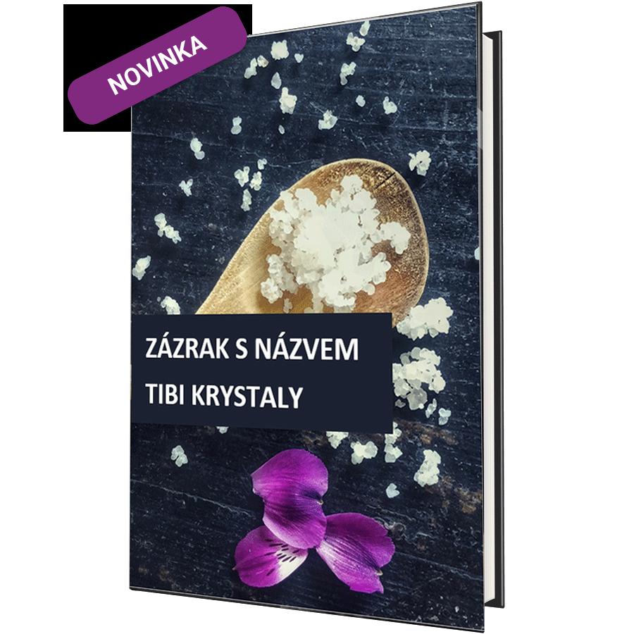 Ebook TIBI krystaly novinka